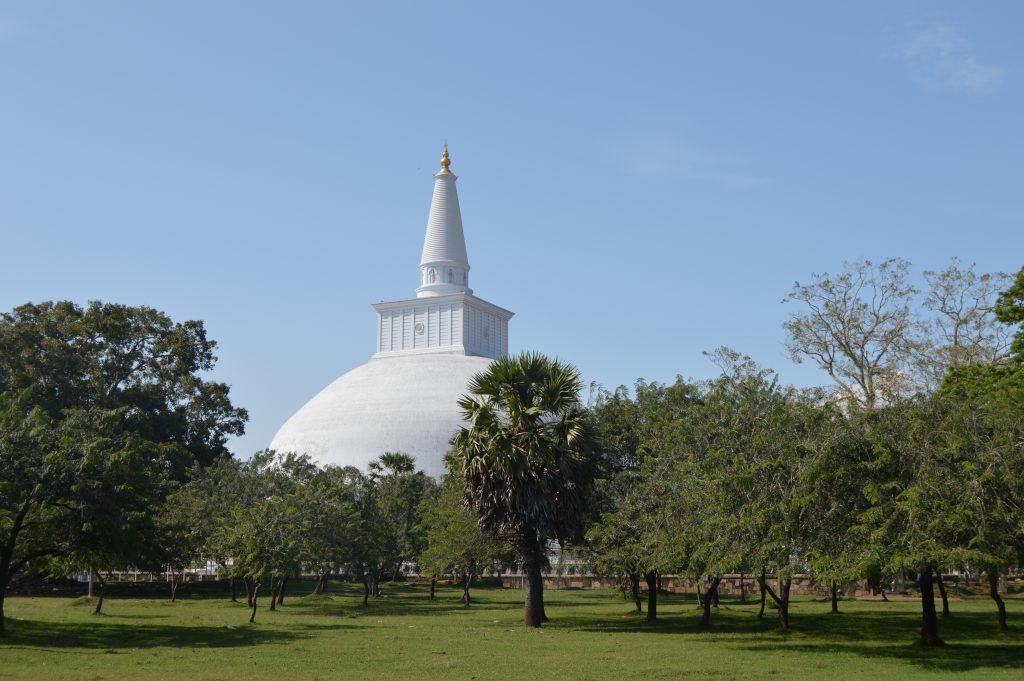 Anuradhapura,Ruwanwelisaya Stúpa