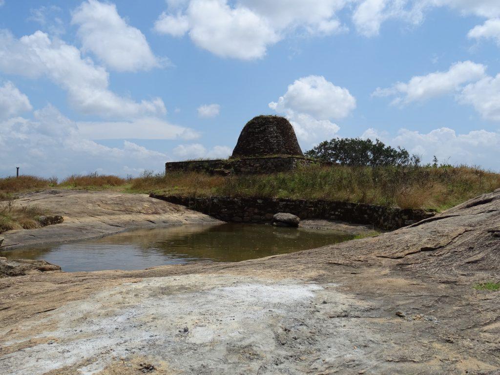 Yapahuwa,Kota Wehera