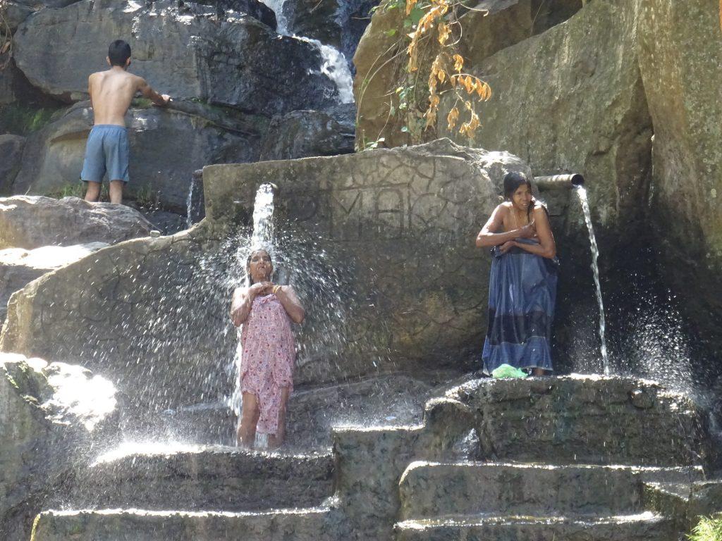 vodopád Ravana