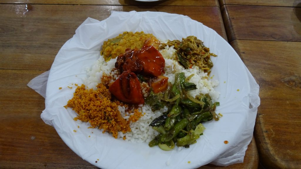 Jayamahal Food House,rice and curry
