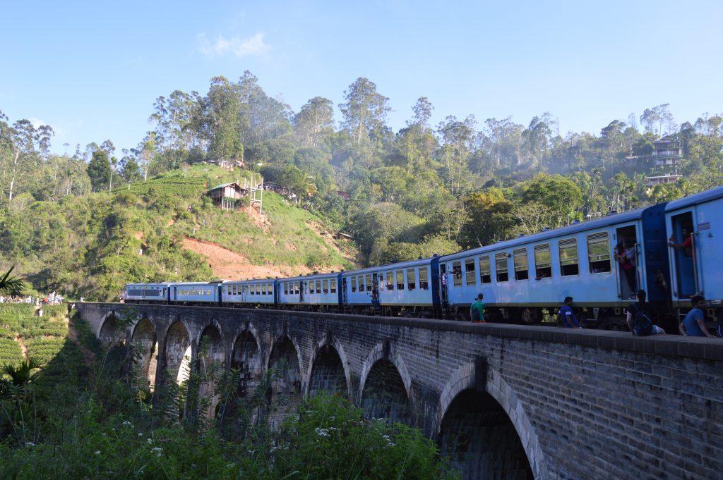 Ella,viadukt Nine Arch
