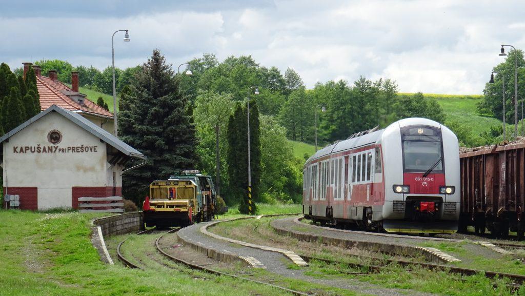 stanice Kapušany pri Prešove