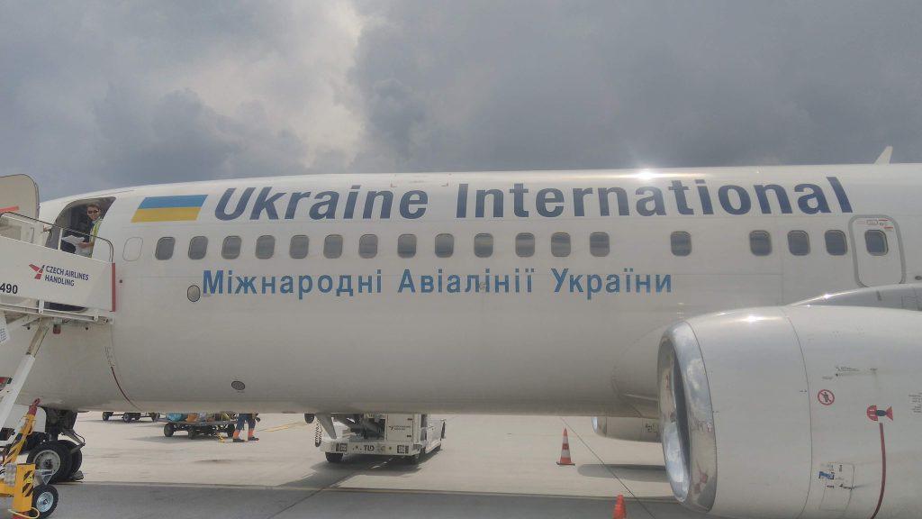 letiště Praha,Boeing 737-800