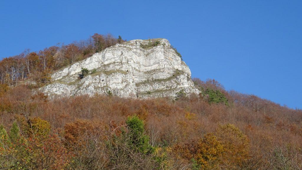 Temešská skála (915m)