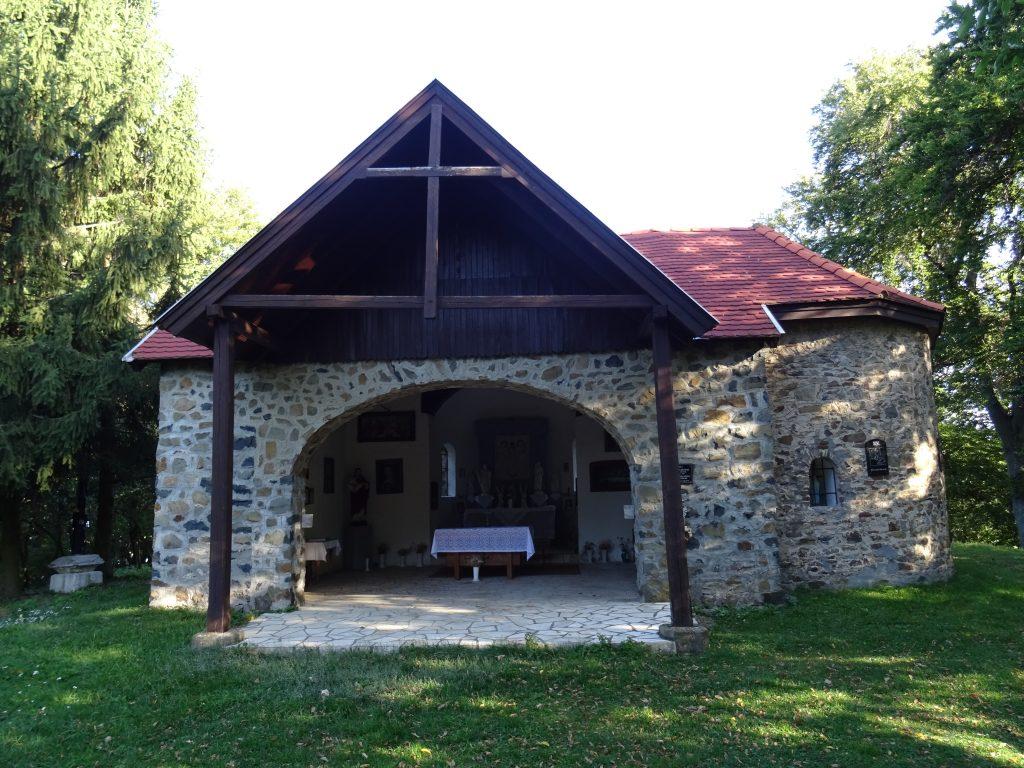 kaple sv.Markéty