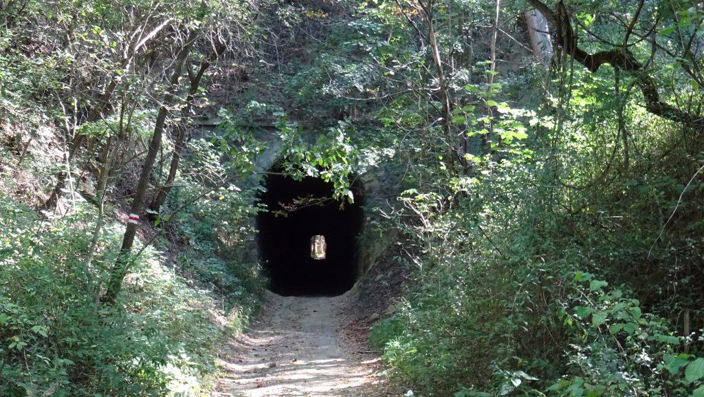 Somosköújfalu,tunel