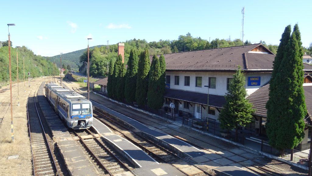 stanice Somosköújfalu
