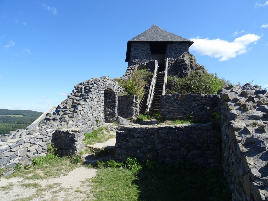 hrad Salgó