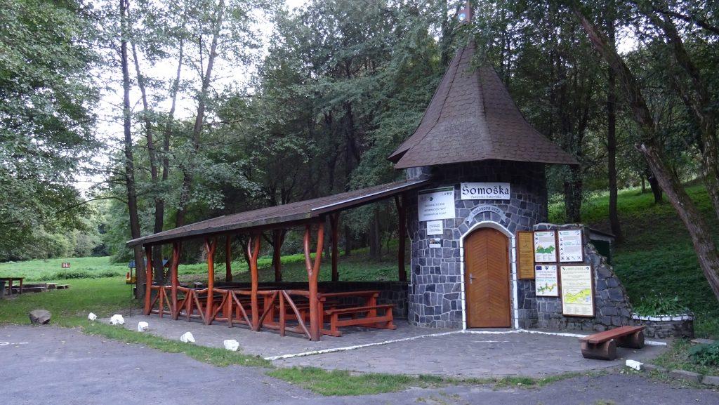 NCH Šomoška,Šimonova veža