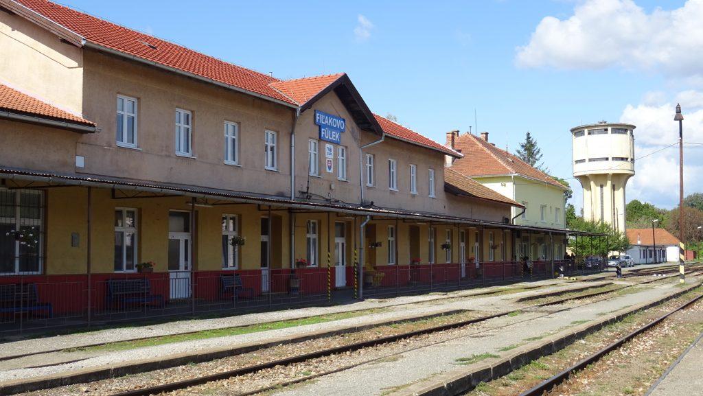 stanice Fiľakovo