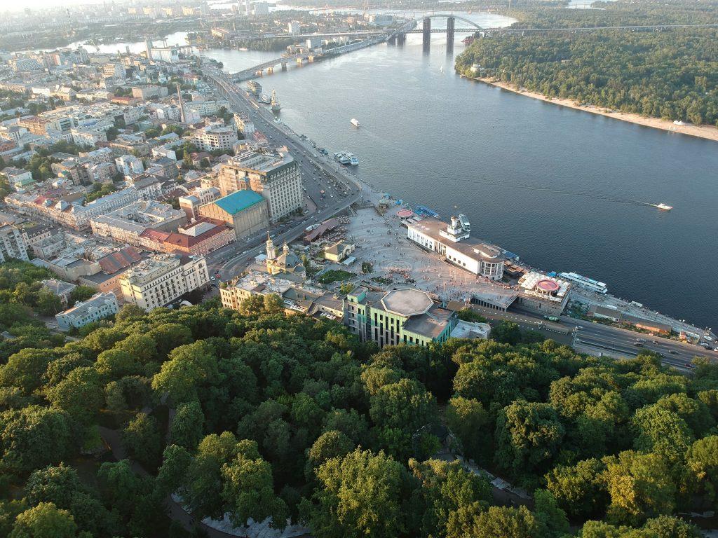 říční přístav