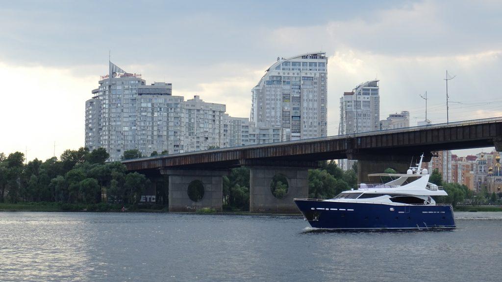Severní most (dříve Moskevský most)