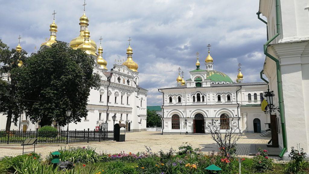 Horní Kyjevskopečerská lávra,Uspenský chrám