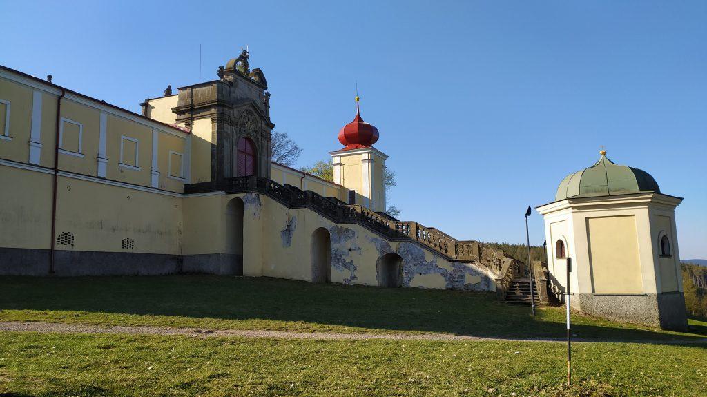 Hora Matky Boží,klášter