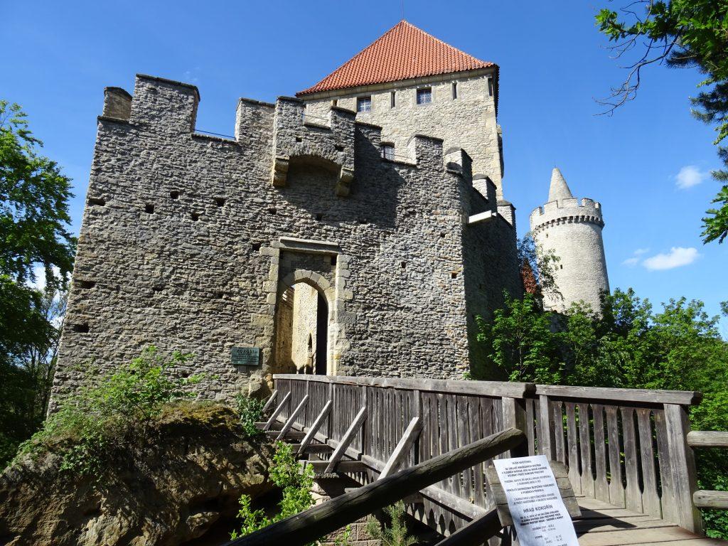 hrad Kokořín