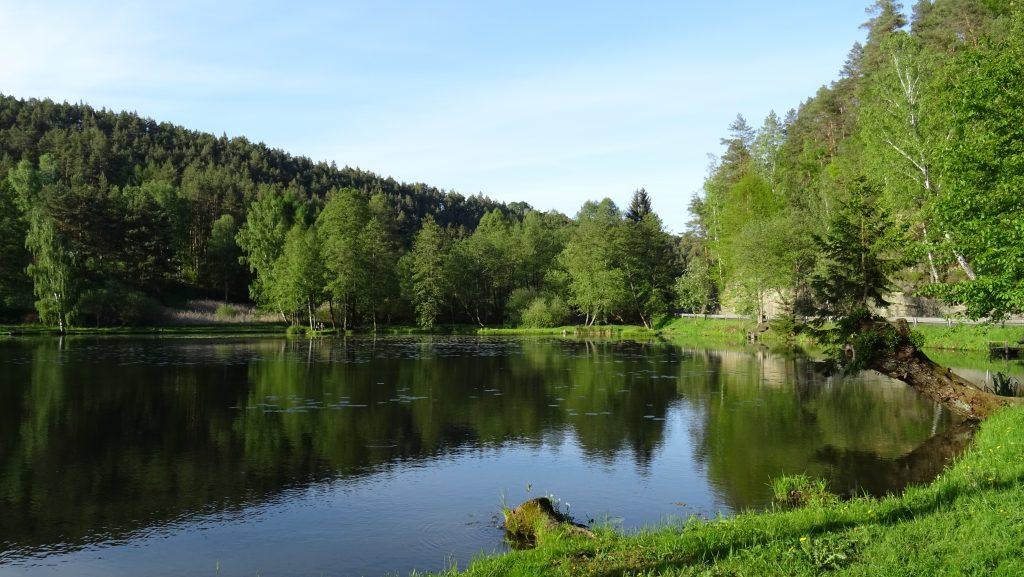 rybník Stříbrník