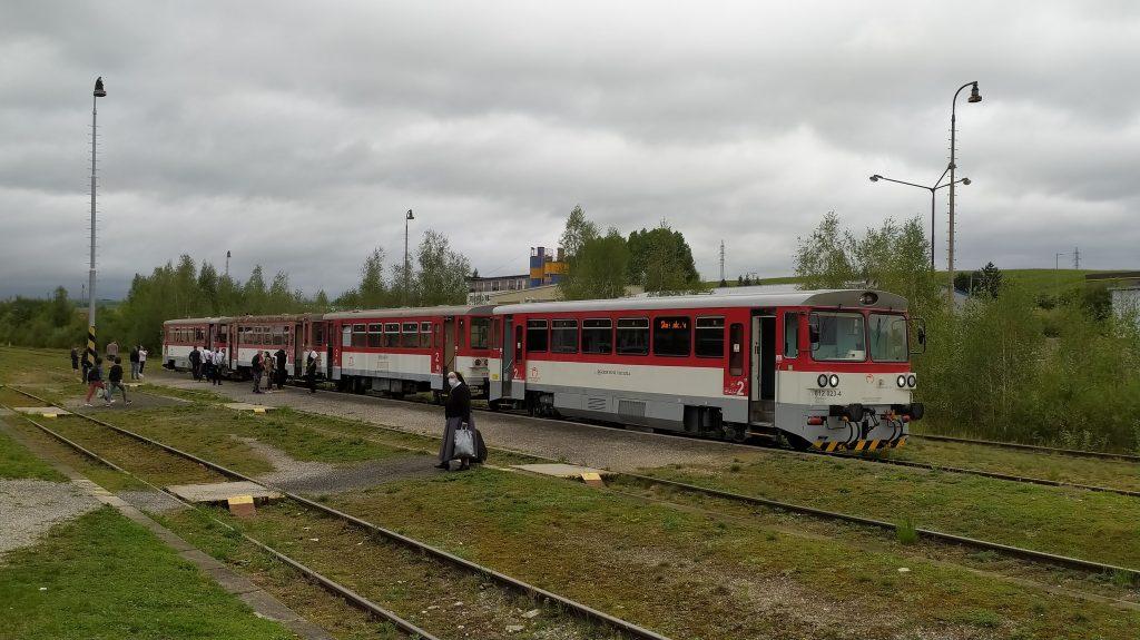 Stará Ľubovňa,nádraží