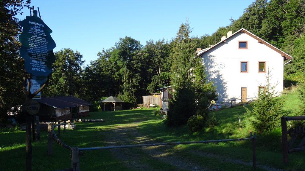 chata Čergov