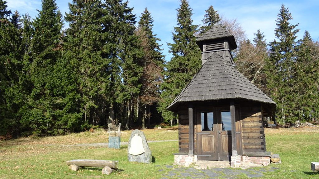 Paprsek,Kaple sv. Kryštofa