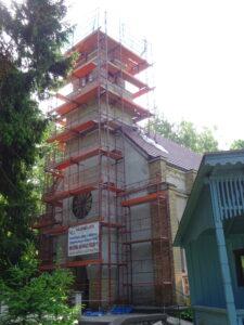 Rokole,kostel Panny Marie Rokolské