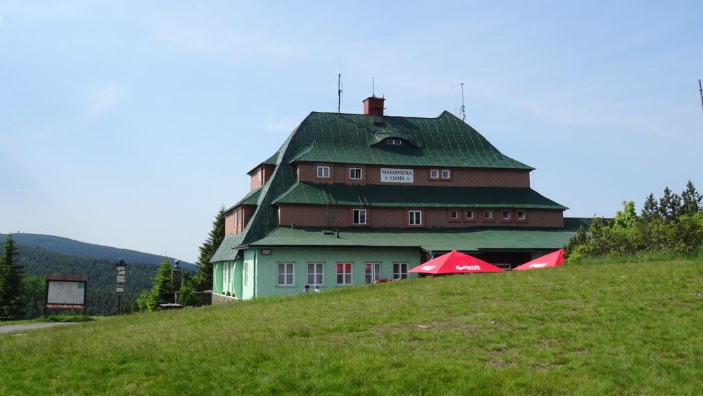 Šerlich,Masarykova chata