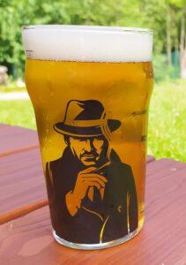 Olešnice v Orlických horách,pivovar Agent,světlá 11°